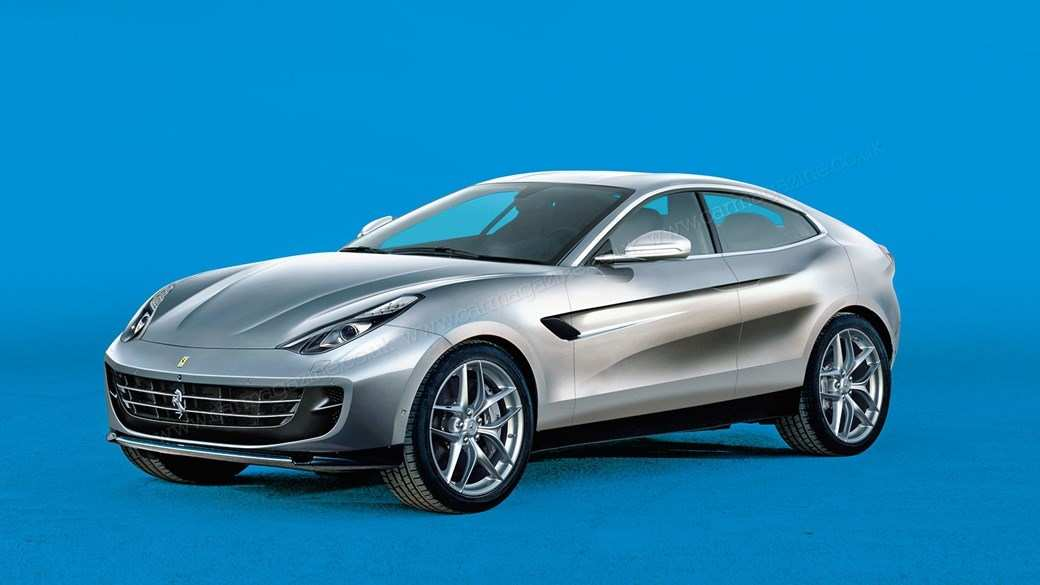 75 The Ferrari 2020 Suv Performance and New Engine for Ferrari 2020 Suv