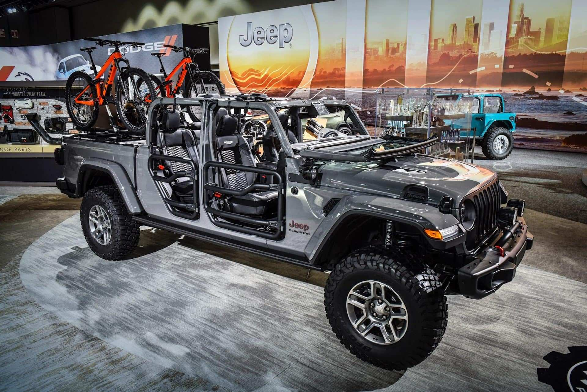 75 The How Much Is The 2020 Jeep Gladiator Redesign by How Much Is The 2020 Jeep Gladiator