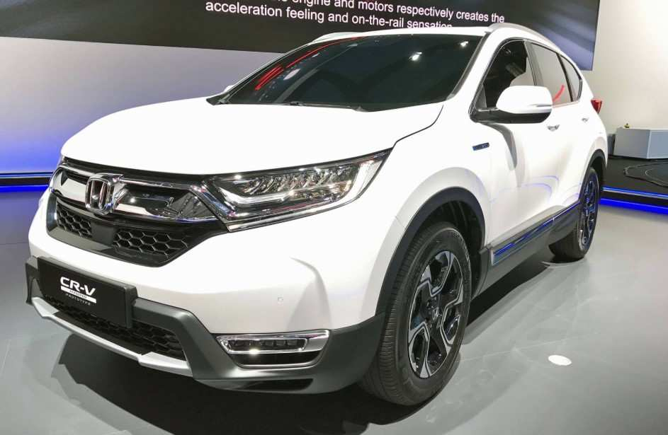 76 All New Honda Crv 2020 Price Reviews for Honda Crv 2020 Price