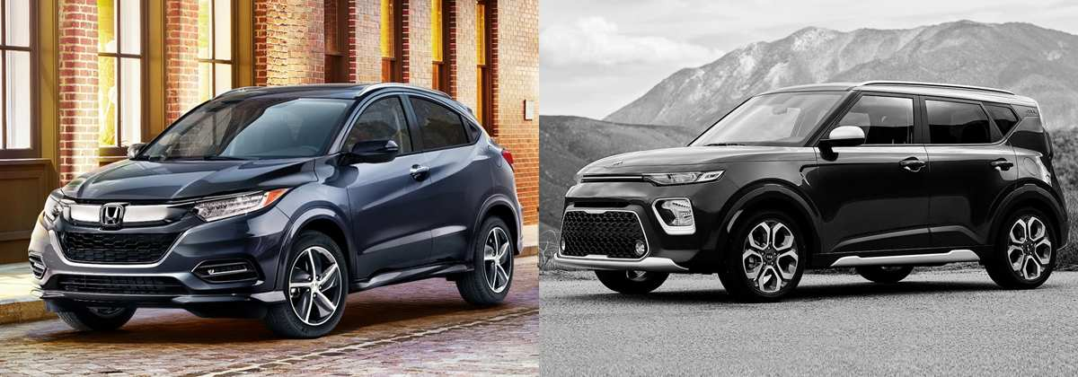 76 Best Review 2020 Kia Soul Vs Honda Hrv Model with 2020 Kia Soul Vs Honda Hrv