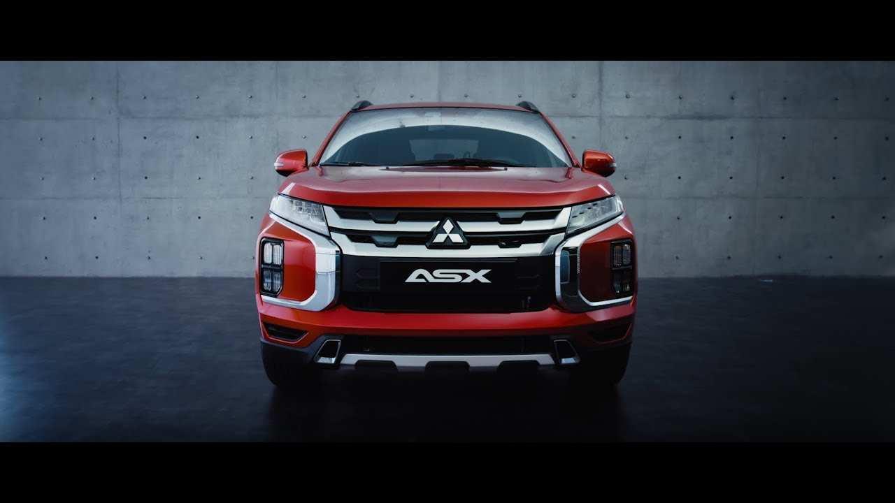 76 Concept of Mitsubishi Asx 2020 Dane Techniczne Spy Shoot with Mitsubishi Asx 2020 Dane Techniczne
