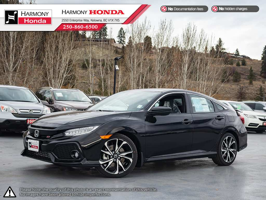 76 Gallery of 2019 Honda Civic Si Specs by 2019 Honda Civic Si