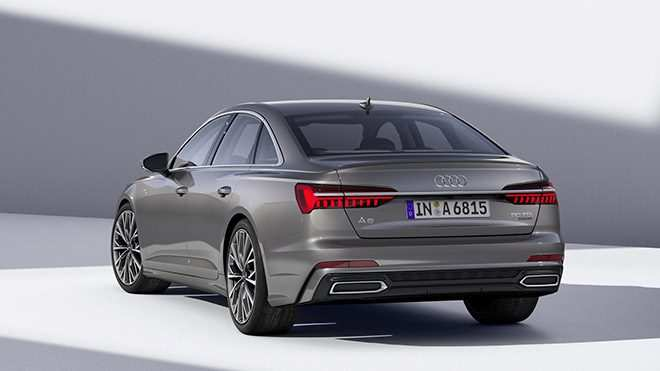 76 Gallery of 2019 The Audi A6 Photos for 2019 The Audi A6