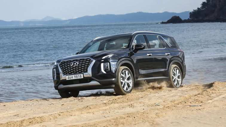 76 Gallery of 2020 Hyundai Palisade Review Model with 2020 Hyundai Palisade Review