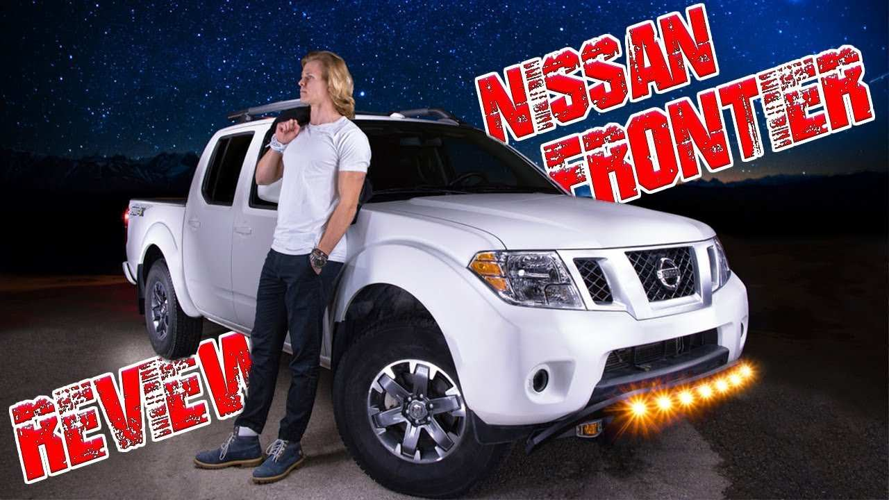 76 Gallery of 2020 Nissan Frontier Youtube Performance with 2020 Nissan Frontier Youtube