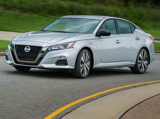 76 Gallery of Nissan Altima 2020 Price Speed Test by Nissan Altima 2020 Price