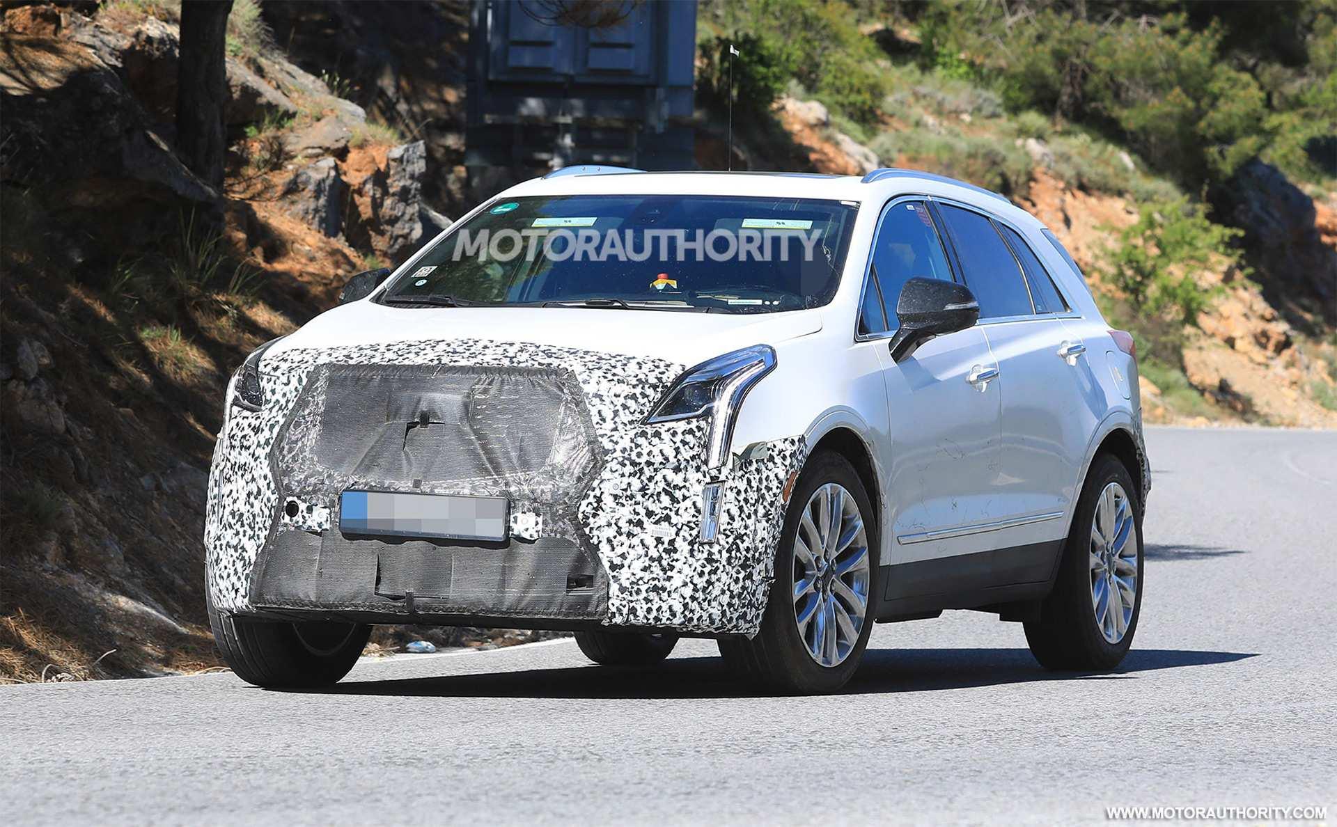76 Great 2019 Spy Shots Cadillac Xt5 Specs for 2019 Spy Shots Cadillac Xt5