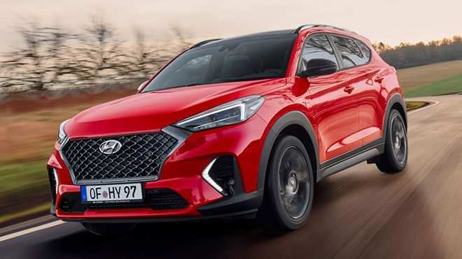 76 Great Hyundai Tucson N Line 2020 Spy Shoot for Hyundai Tucson N Line 2020