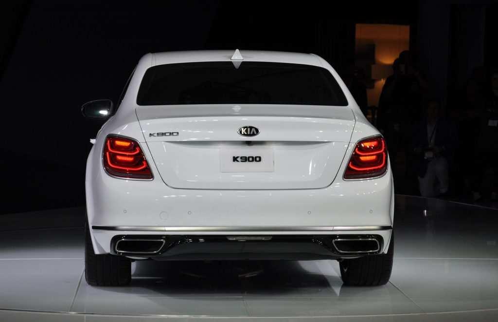 76 Great Kia K9 2020 Concept by Kia K9 2020