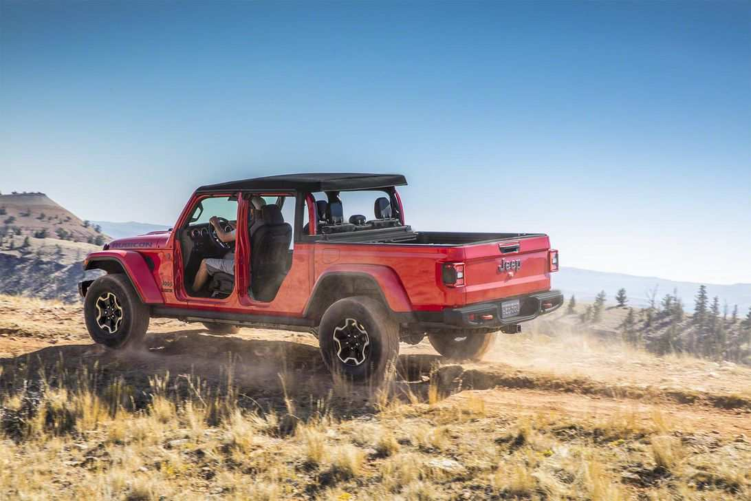 76 New Jeep Truck 2020 Price New Concept with Jeep Truck 2020 Price
