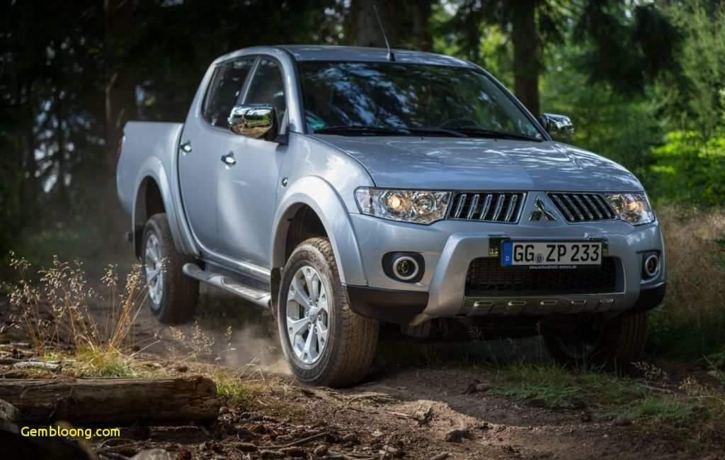 76 The 2019 Mitsubishi Triton Perfect Outdoor Price and Review with 2019 Mitsubishi Triton Perfect Outdoor