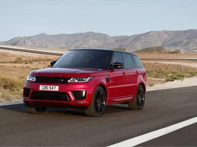 76 The 2019 Range Rover Sport New Concept for 2019 Range Rover Sport