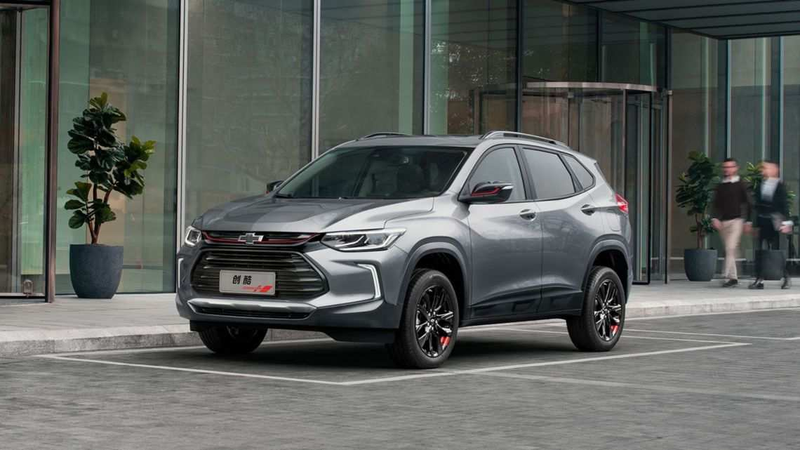 76 The Chevrolet Tracker 2020 History by Chevrolet Tracker 2020