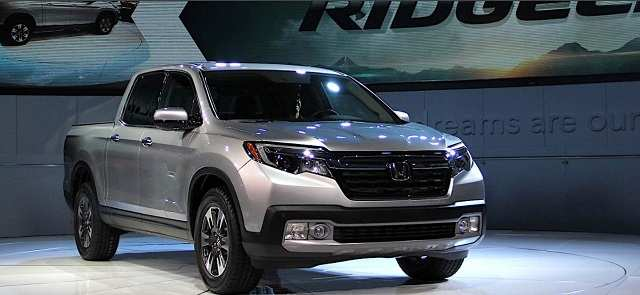 76 The Honda Ridgeline Redesign 2020 New Concept for Honda Ridgeline Redesign 2020