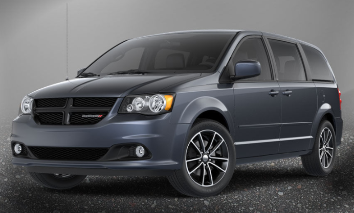 77 All New 2020 Dodge Grand Caravan Redesign Engine by 2020 Dodge Grand Caravan Redesign