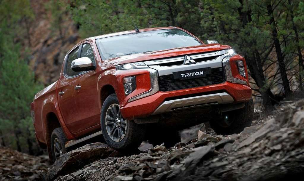 77 All New 2020 Mitsubishi Triton Specs Specs and Review with 2020 Mitsubishi Triton Specs