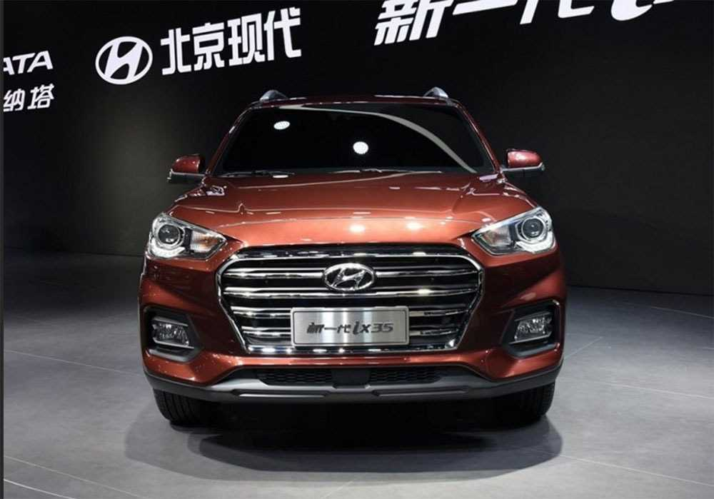 77 Best Review 2019 Hyundai Ix35 Research New for 2019 Hyundai Ix35