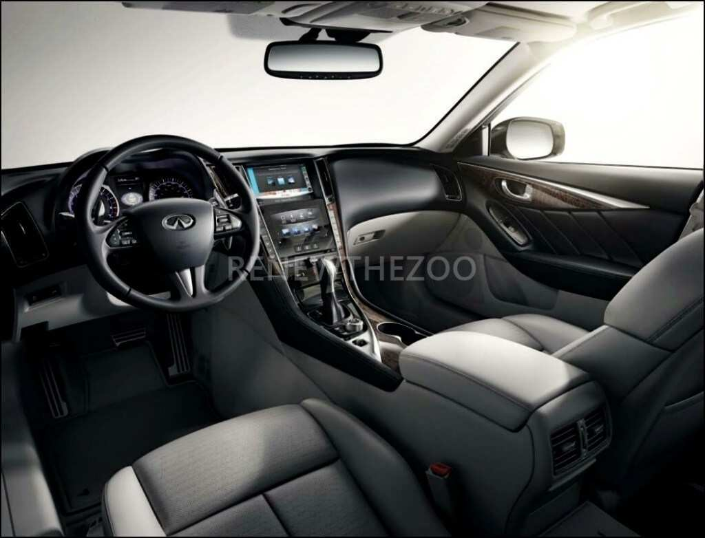 77 Best Review 2020 Infiniti Q50 Interior Performance for 2020 Infiniti Q50 Interior