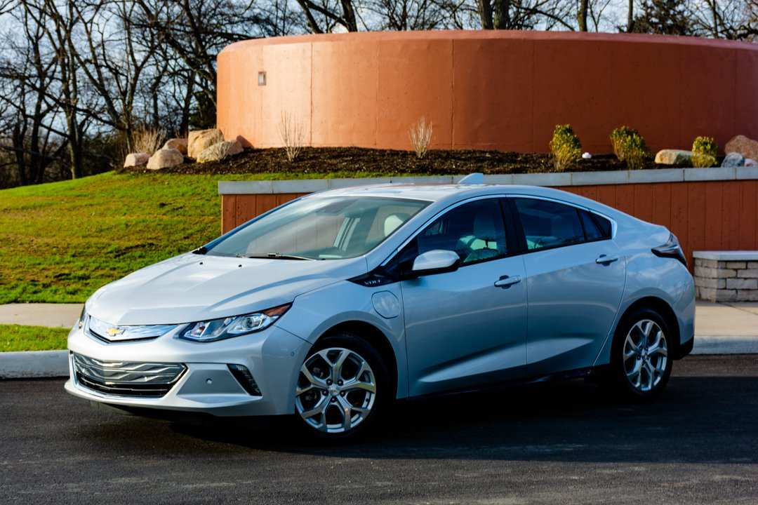 77 Concept of 2019 Chevrolet Volt History for 2019 Chevrolet Volt