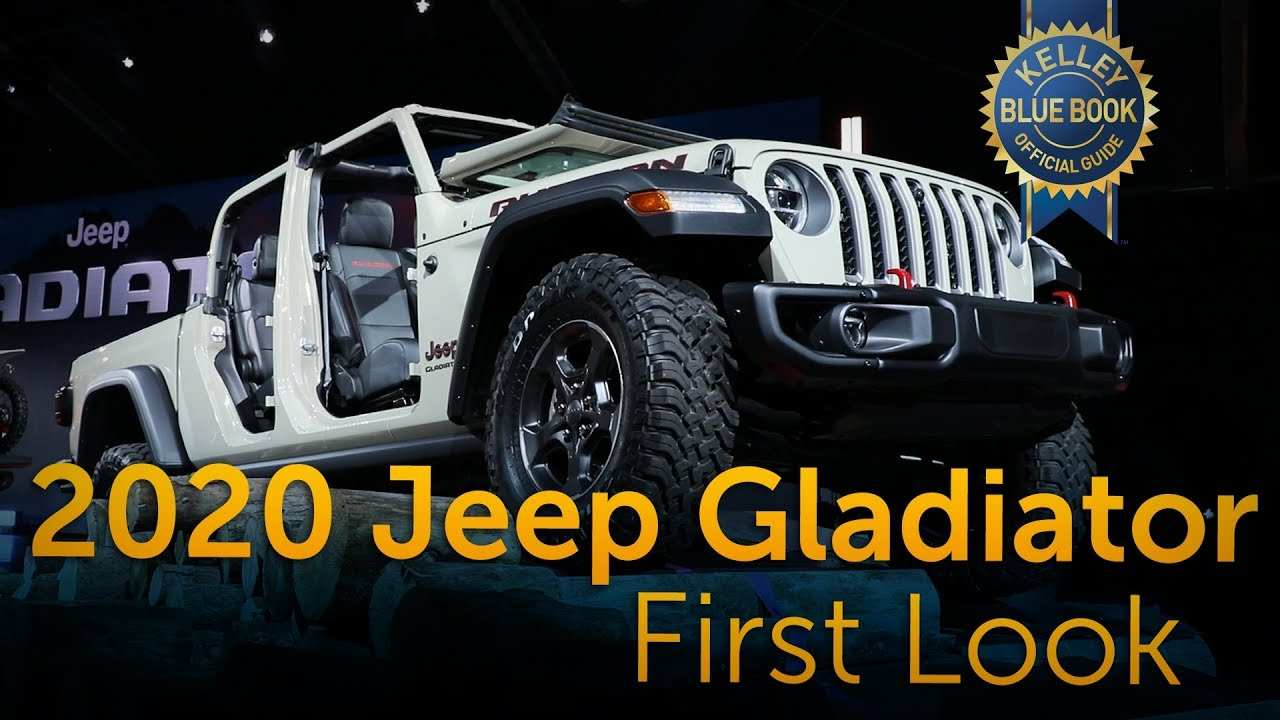77 Gallery of 2020 Jeep Gladiator Youtube Price for 2020 Jeep Gladiator Youtube