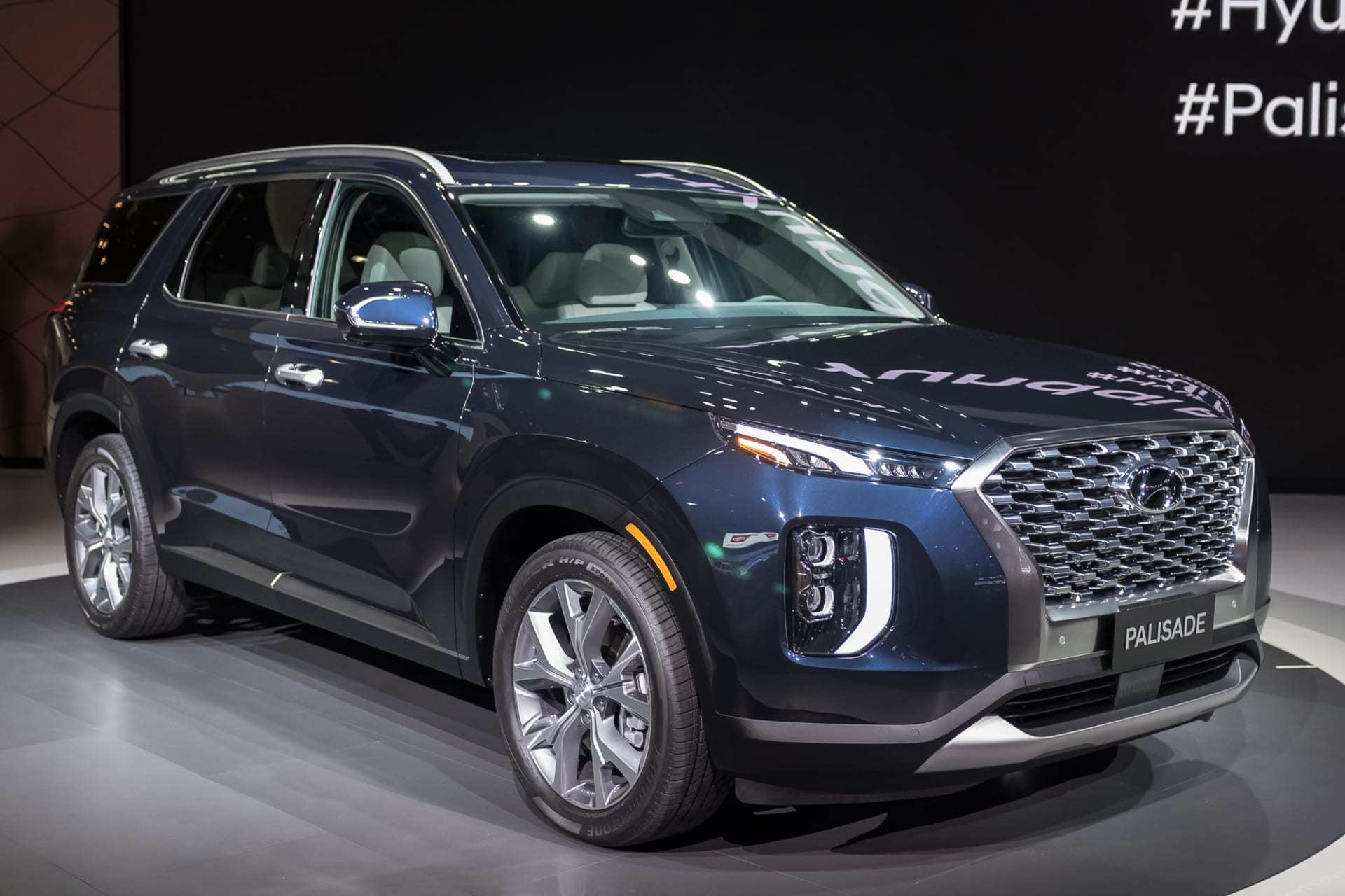77 Gallery of Hyundai Large Suv 2020 Ratings with Hyundai Large Suv 2020