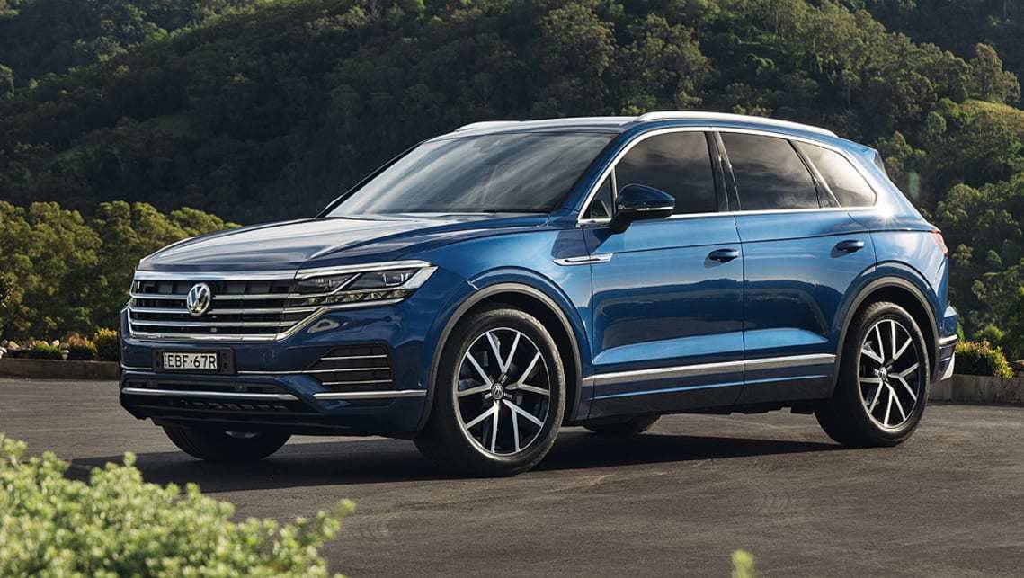 77 Gallery of Volkswagen Touareg Hybrid 2020 Overview by Volkswagen Touareg Hybrid 2020