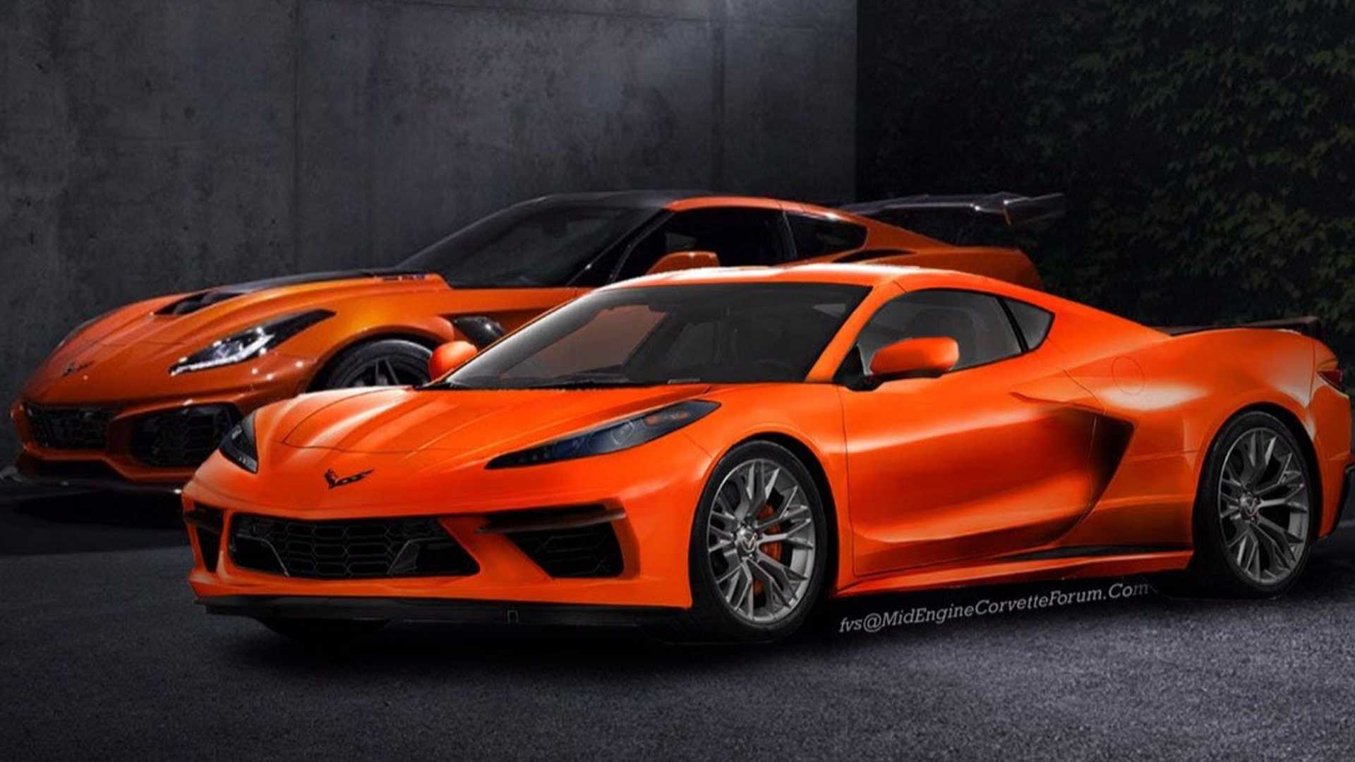 77 New 2020 Chevrolet Corvette Zr1 Exterior and Interior by 2020 Chevrolet Corvette Zr1