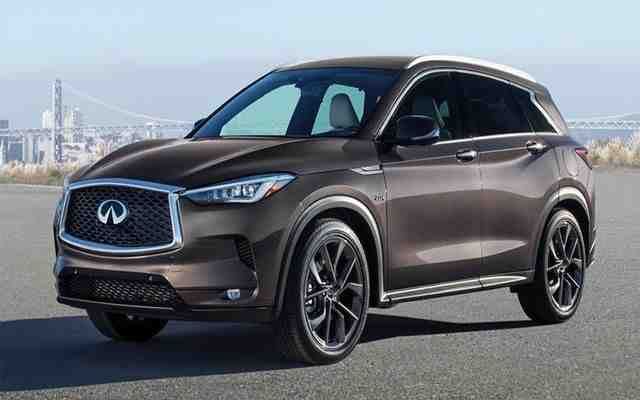 77 New Infiniti 2020 Qx50 Performance and New Engine with Infiniti 2020 Qx50