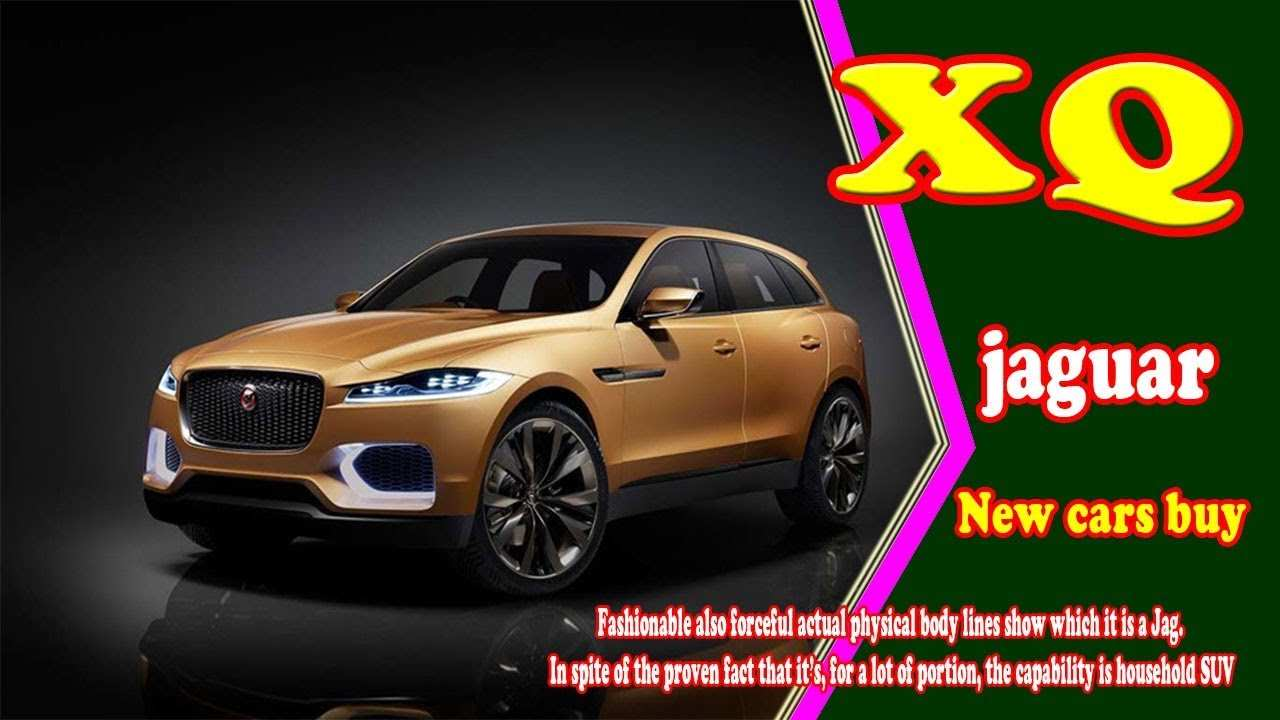77 The 2019 Jaguar Xq Crossover Speed Test with 2019 Jaguar Xq Crossover