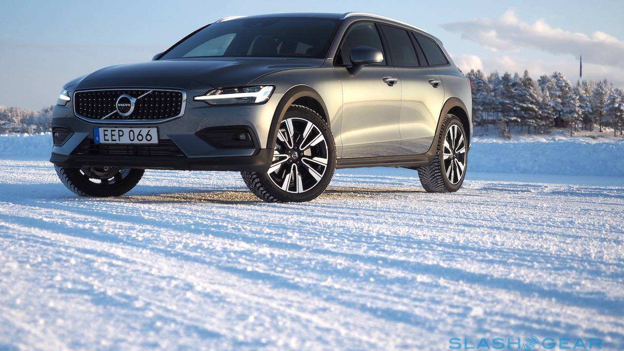 77 The 2020 Volvo V60 Wagon Specs and Review with 2020 Volvo V60 Wagon