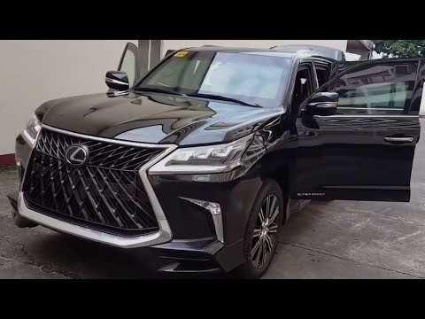 77 The Lexus Lx 2020 Spesification for Lexus Lx 2020