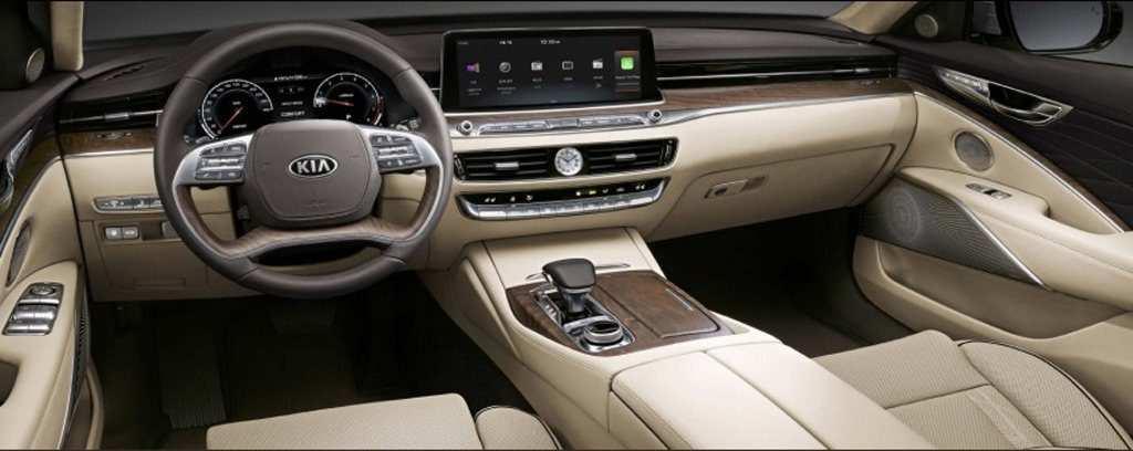 78 All New 2019 Kia Quoris Exterior and Interior with 2019 Kia Quoris