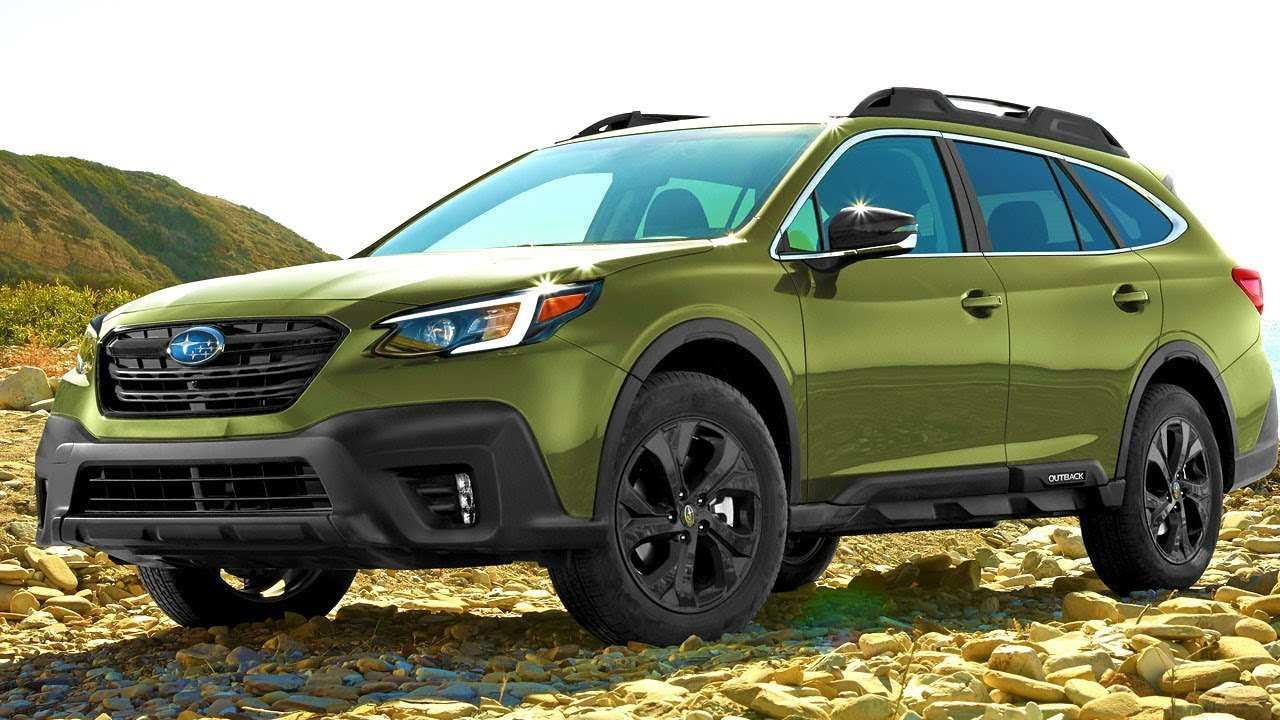 78 All New Subaru Outback 2020 Uk Review by Subaru Outback 2020 Uk