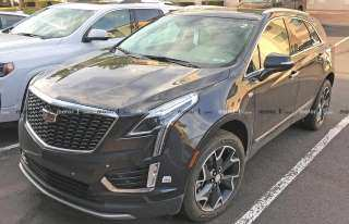 78 Best Review 2019 Spy Shots Cadillac Xt5 Photos for 2019 Spy Shots Cadillac Xt5