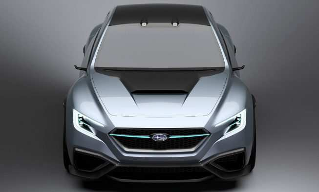 78 Concept of Subaru Electric 2020 Spy Shoot for Subaru Electric 2020