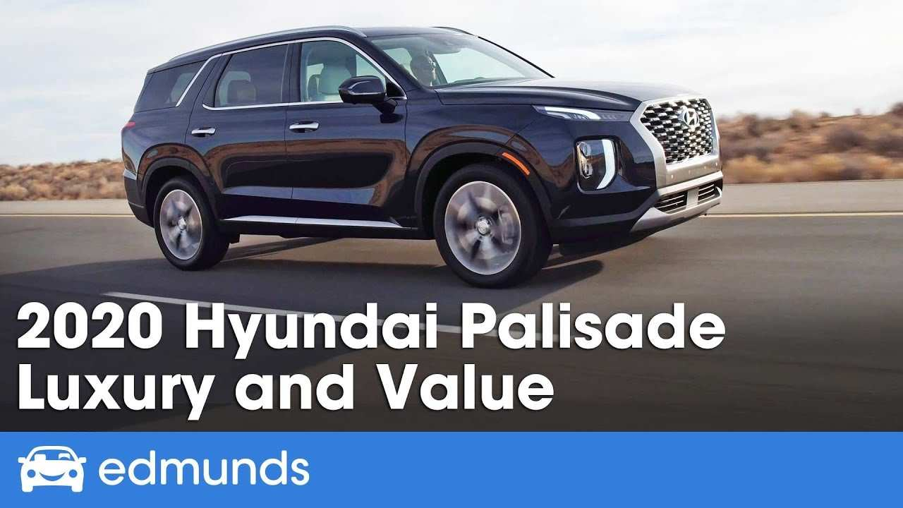 78 Gallery of 2020 Hyundai Palisade Review Engine by 2020 Hyundai Palisade Review