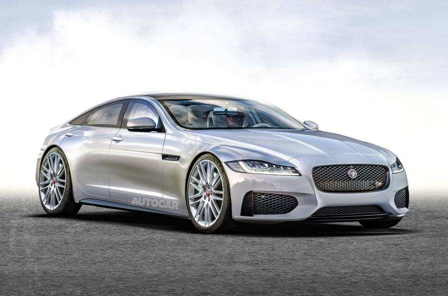78 Gallery of 2020 Jaguar Xj Redesign Release for 2020 Jaguar Xj Redesign