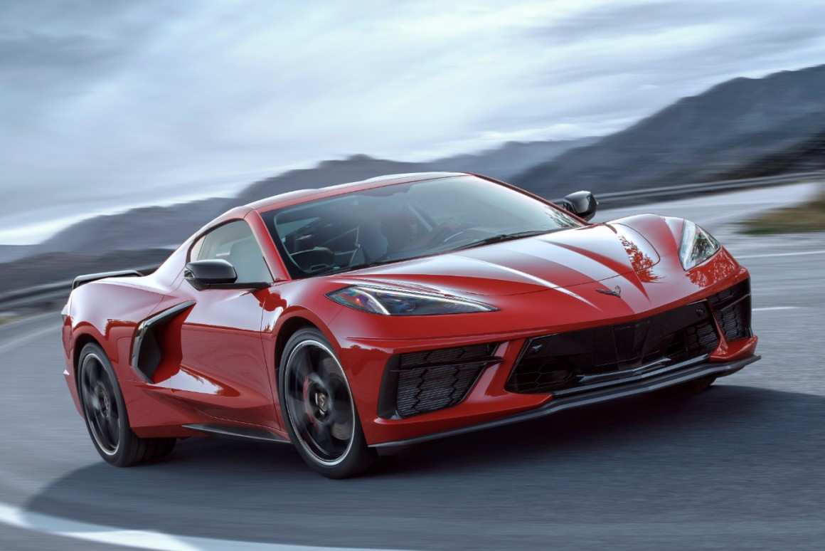 78 Gallery of Chevrolet Corvette 2020 Speed Test with Chevrolet Corvette 2020
