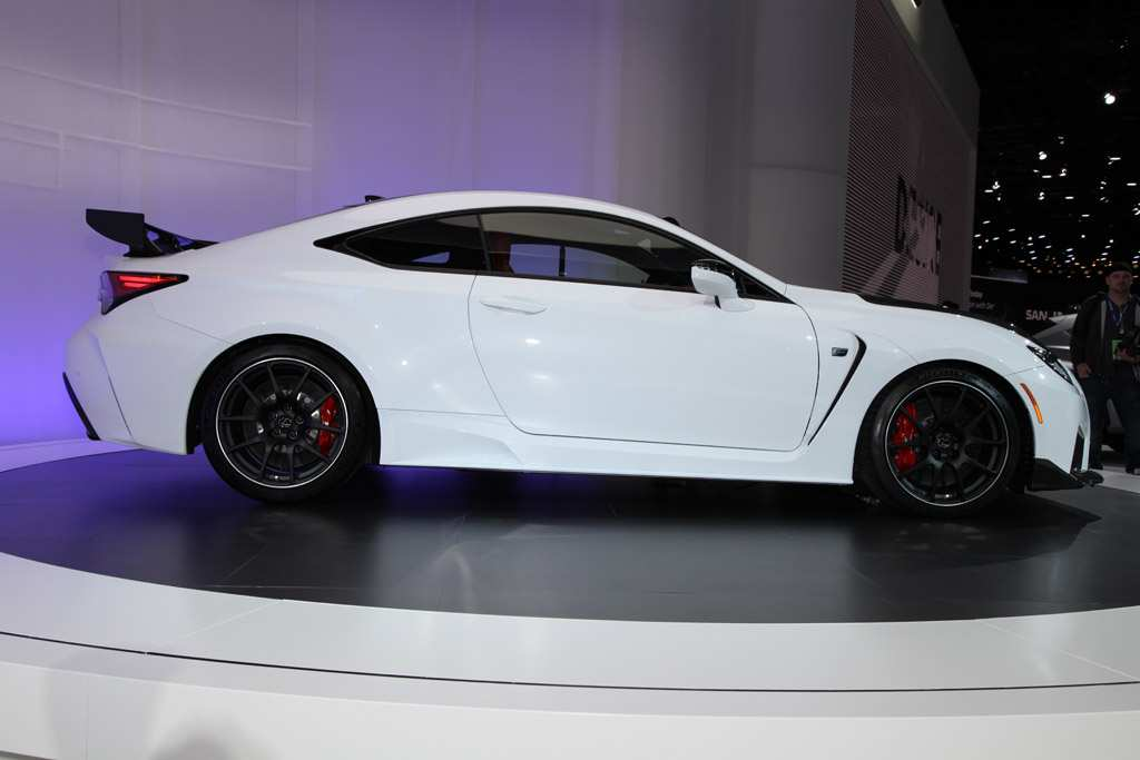 78 Great 2020 Lexus Rc F Track Edition Price Performance and New Engine with 2020 Lexus Rc F Track Edition Price