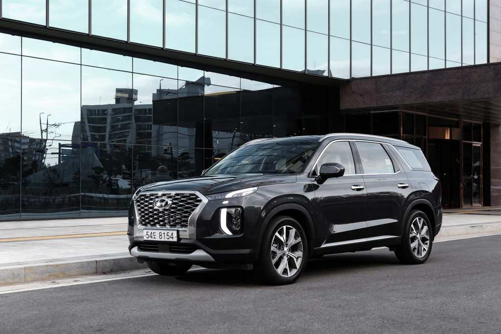 78 Great When Will The 2020 Hyundai Palisade Be Available New Review by When Will The 2020 Hyundai Palisade Be Available