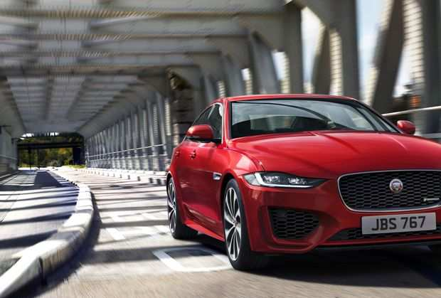 78 New 2020 Jaguar Xe Build Exterior for 2020 Jaguar Xe Build