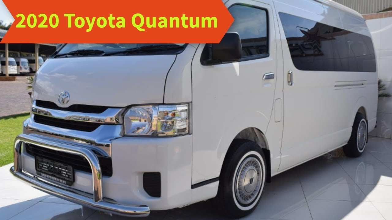78 New New Toyota Quantum 2020 Price Interior by New Toyota Quantum 2020 Price