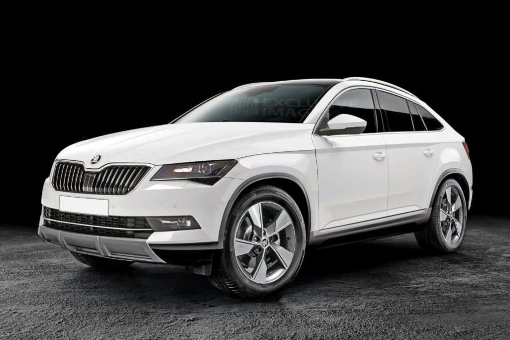 78 The 2019 Skoda Snowman Full Preview Spy Shoot by 2019 Skoda Snowman Full Preview