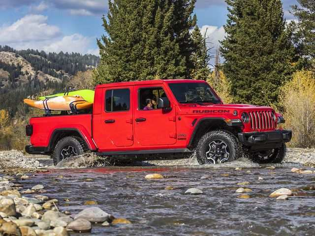 79 All New 2020 Jeep Gladiator Engine Specs Exterior for 2020 Jeep Gladiator Engine Specs