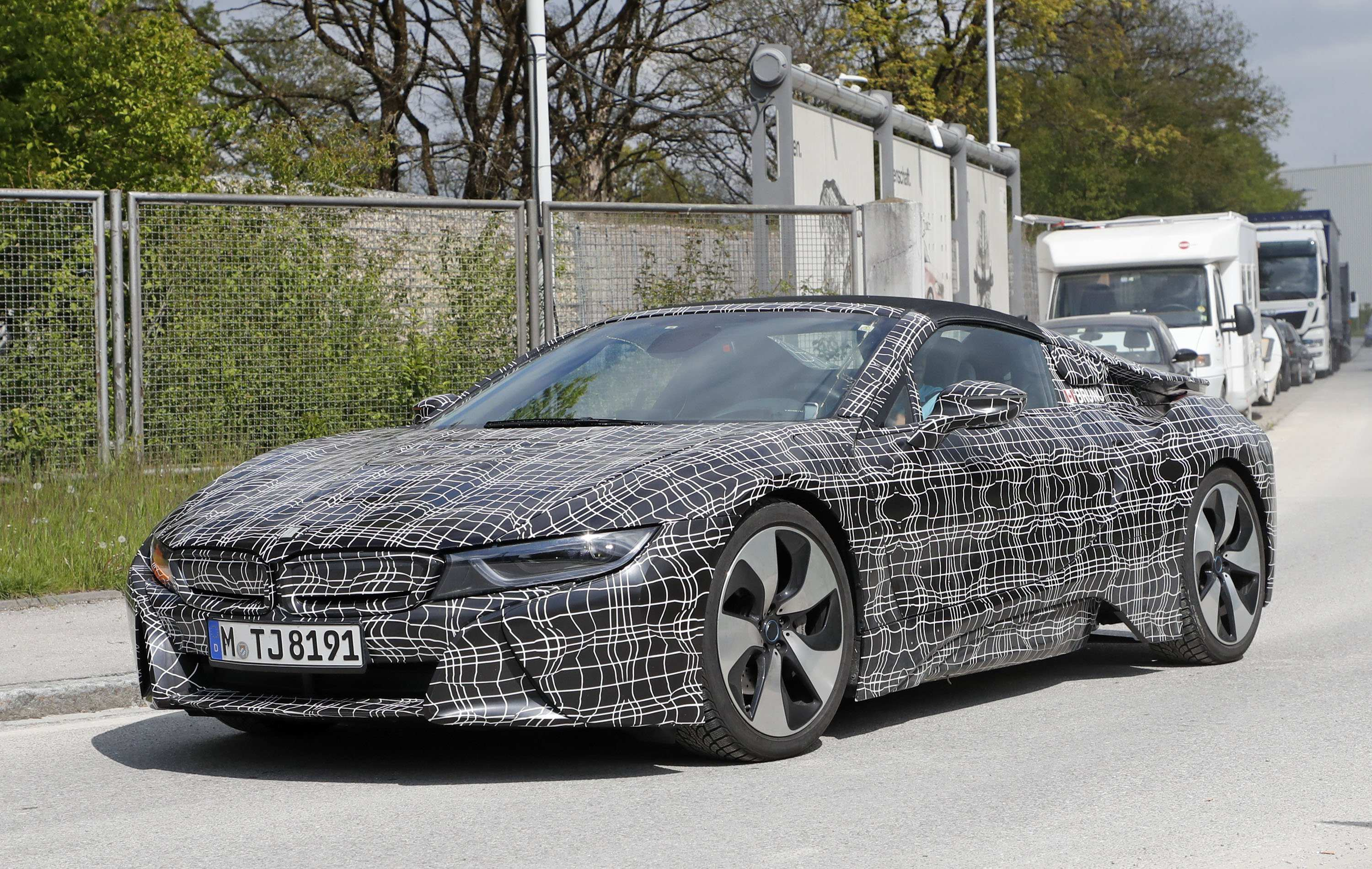 79 All New Bmw I8 2020 Exterior and Interior for Bmw I8 2020