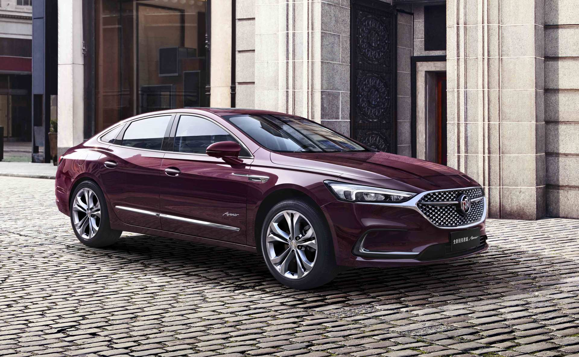 79 Best Review 2020 Buick Lacrosse China Model for 2020 Buick Lacrosse China