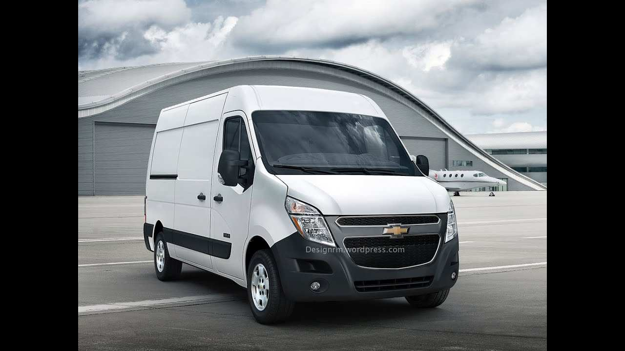 79 Best Review Chevrolet Express Van 2020 Interior by Chevrolet Express Van 2020