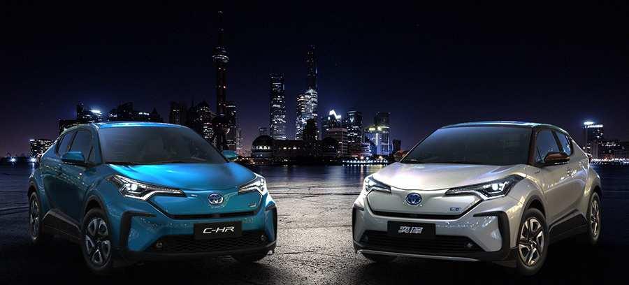 79 Concept of Toyota Bev 2020 Exterior for Toyota Bev 2020