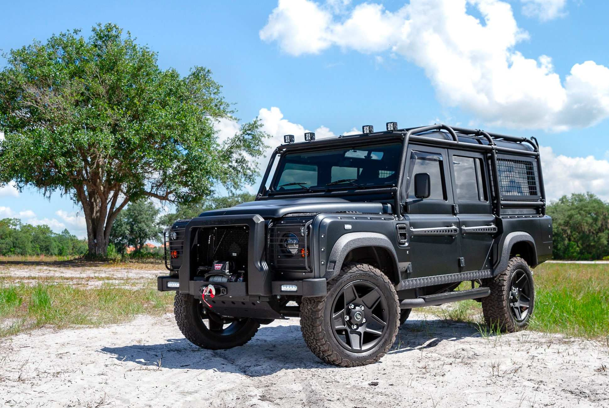 79 Gallery of 2019 Land Rover Defender New Review for 2019 Land Rover Defender