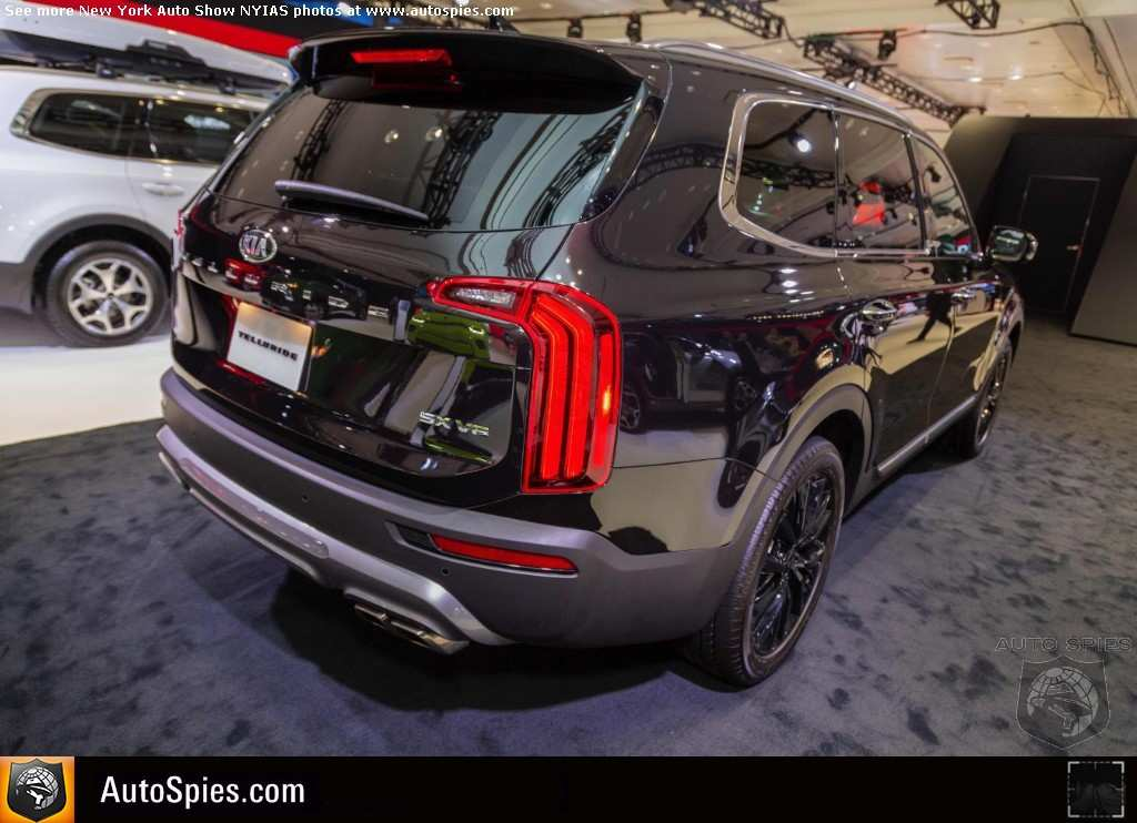 79 Gallery of 2020 Kia Telluride Black Copper Prices by 2020 Kia Telluride Black Copper